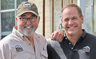 DIY Network's Salvage Dawgs | Mike Whiteside & Robert Kulp