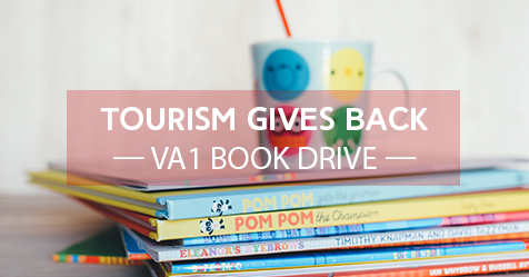 2017 VA-1 Tourism Gives Back