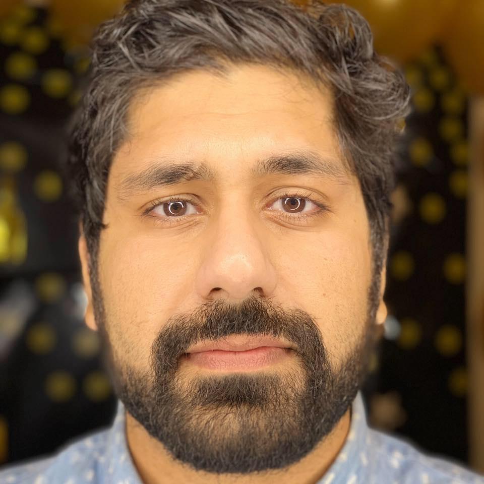 Ali Zaman